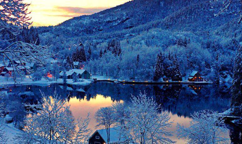 Родина викингов. Места в Скандинавии