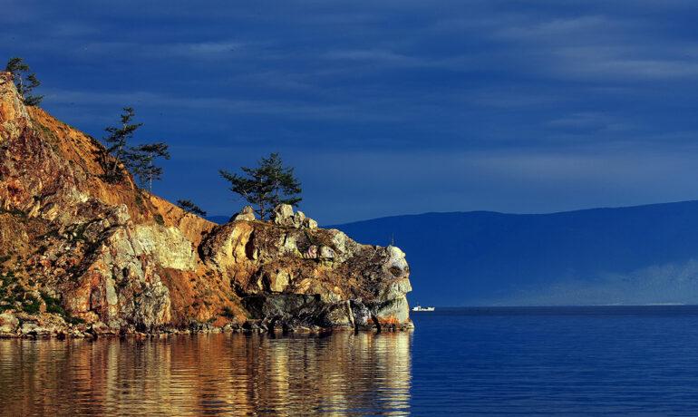Байкал - самое древнее озеро в мире
