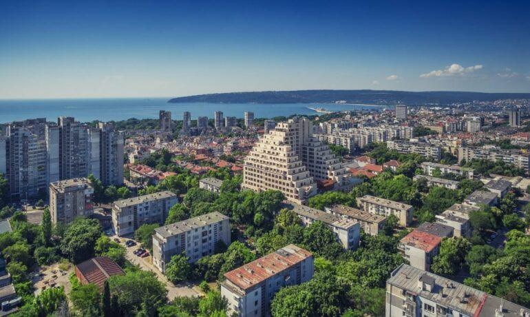Варна - черноморская жемчужина Болгарии