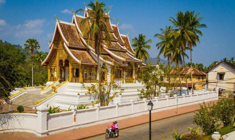Город Луангпхабанг - храмы и монастыри, которые стоит посетить в Лаосе