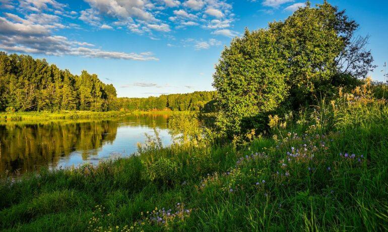 Где в России хорошо отдохнуть летом?