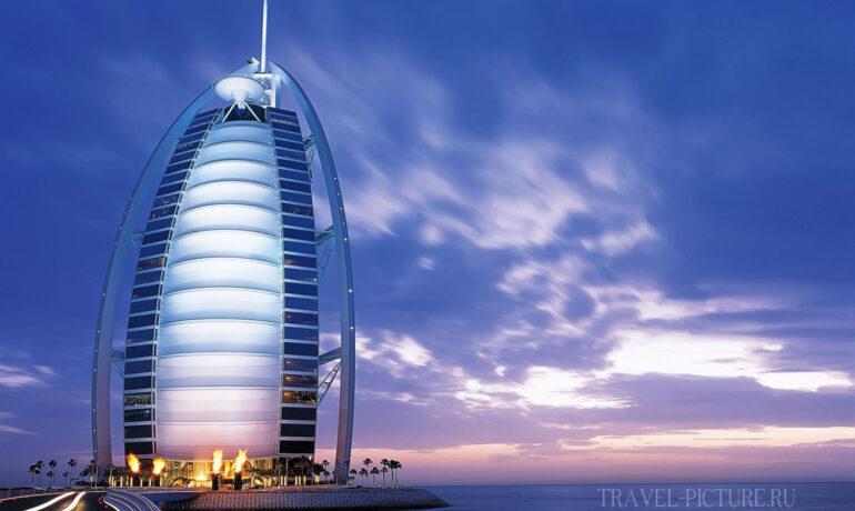 Какие 3 главные символа Дубая
