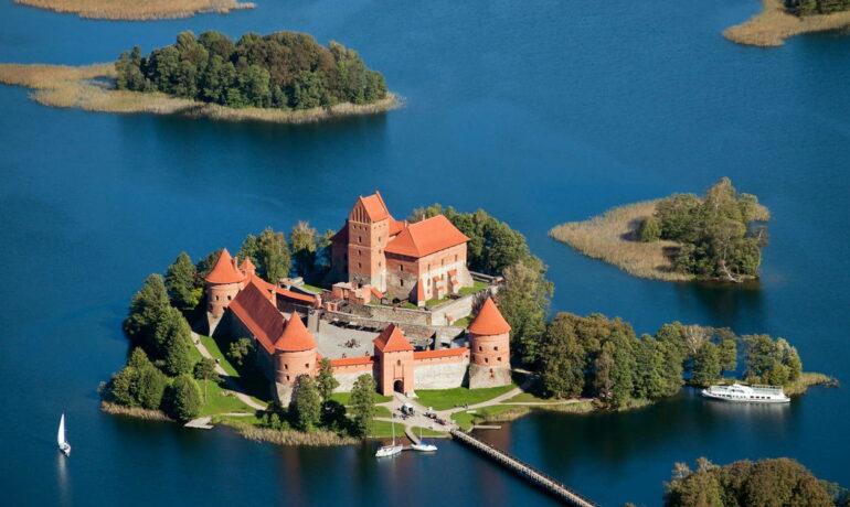 Тракай - город караимов и великой литовской истории