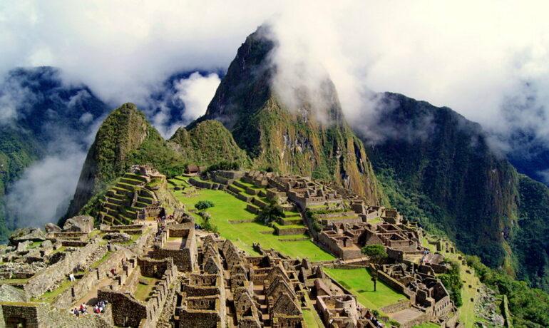 Мачу-Пикчу — потерянный город инков в Перу