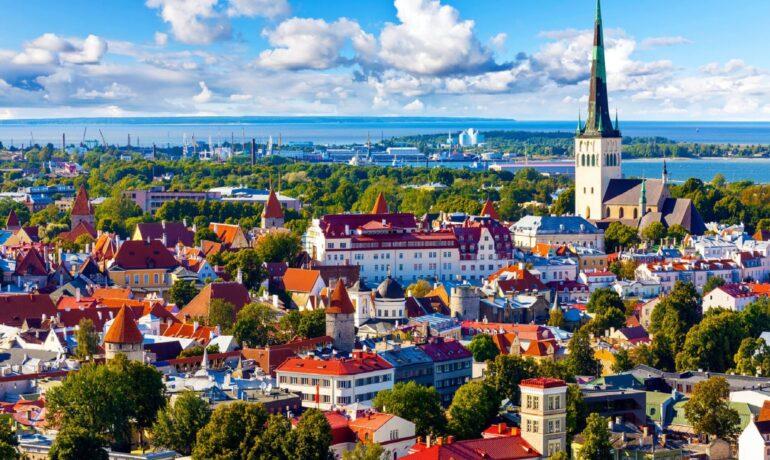 Эстония. Остров Саарема