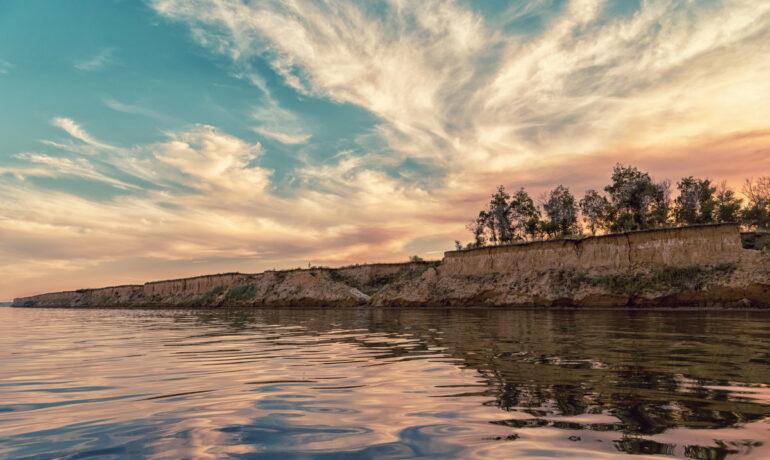 Озеро Большое Яровое или Сибирское море