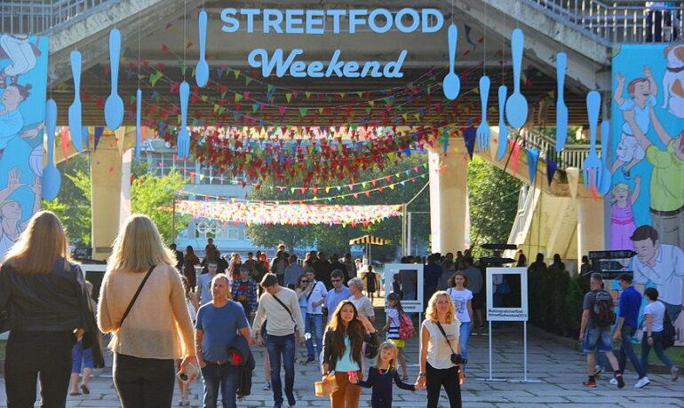 Узбекистан, Литва и Польша на пикнике Street Food Weekend в Калининграде