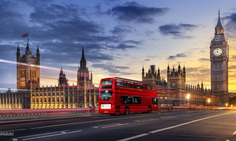 Посетите Лондон за 3 дня