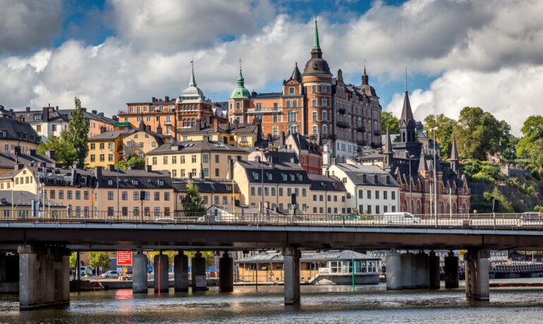 Самые популярные достопримечательности Швеции