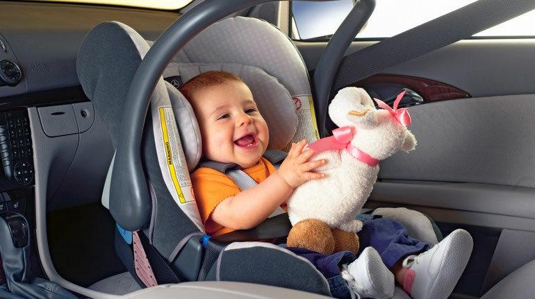 Безопасное путешествие с ребенком