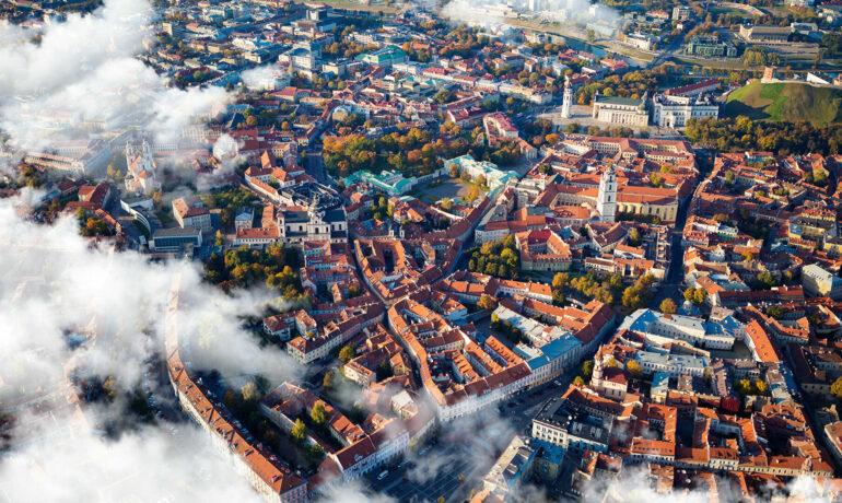 Путешествие по городам Литвы