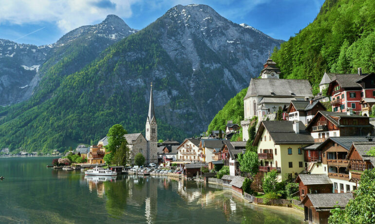 Путешествуем своим ходом по Австрии. Зальцбург, Штум, Инсбрук
