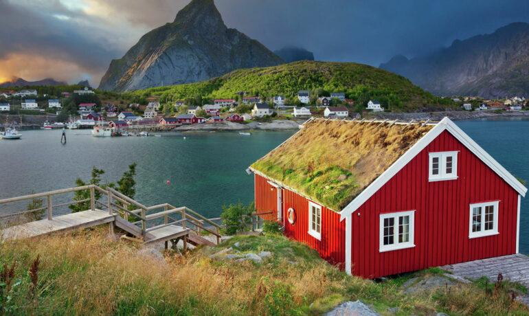 Как хорошо отдохнуть в Норвегии