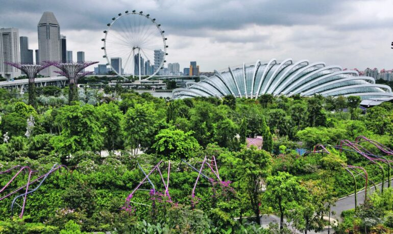Самые зеленые города