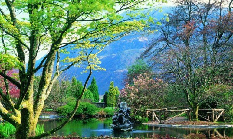 Путешествие по 12 прекрасным цветочным и ботаническим садам Европы