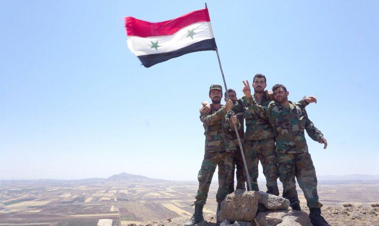 Сирия как новое туристическое направление