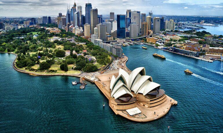 Австралия - обзор городов