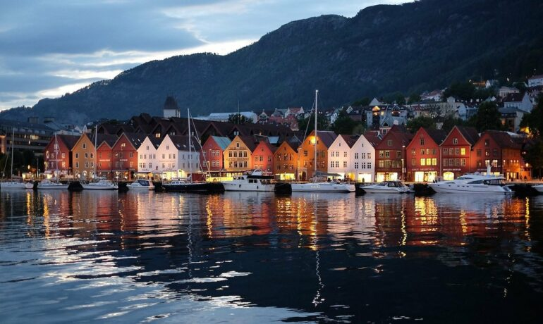 Удивительная страна Норвегия