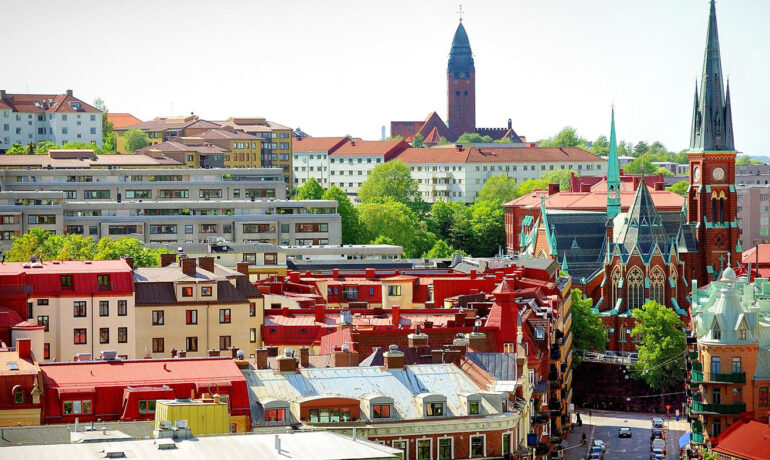 Самые интересные места, которые стоит посетить в портовом городе Гетерборг, Швеция