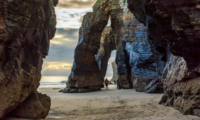 Топ самых нестандартных пляжей во всем мире
