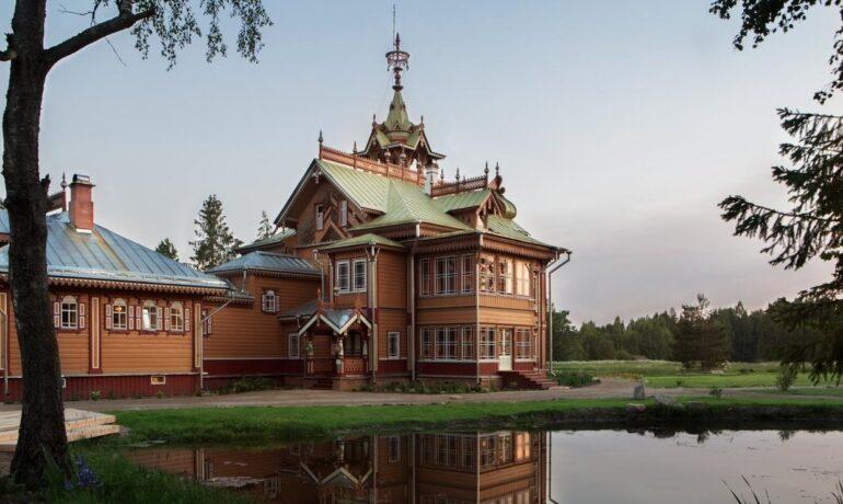 Путешествие по неизведанным местам России