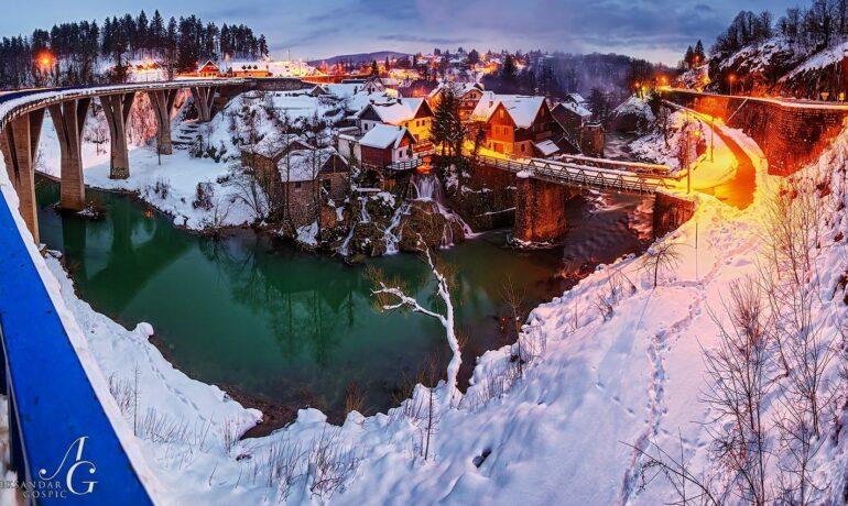 Путешествие по зимней Хорватии: вкусно и интересно