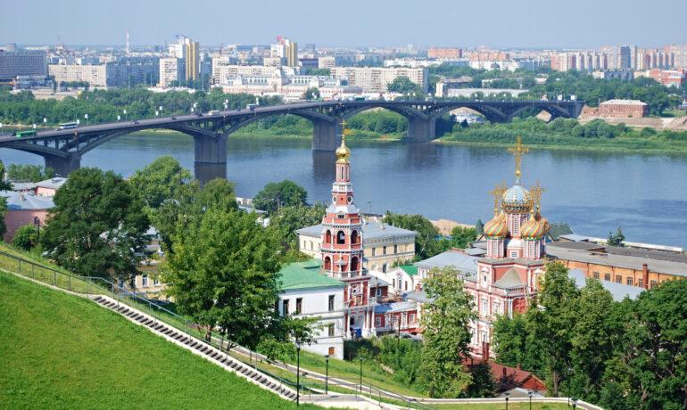 Нижний Новгород. Ваша любовь с первой прогулки