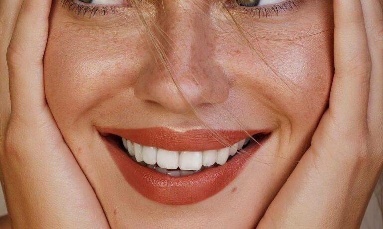 Как диета влияет на цвет лица