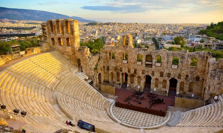 Практическое руководство по путешествию в Афины