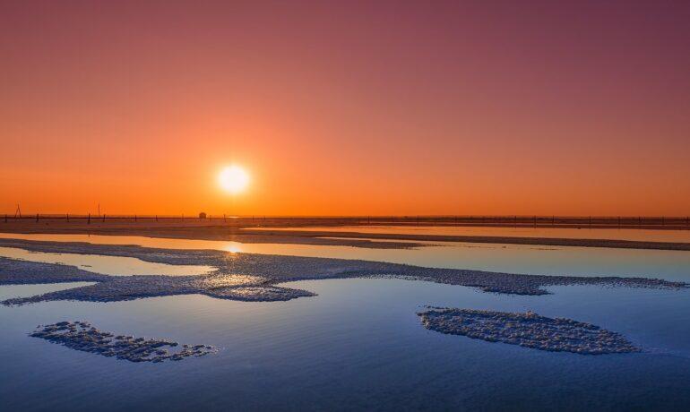 Путешествие на Астраханские озера