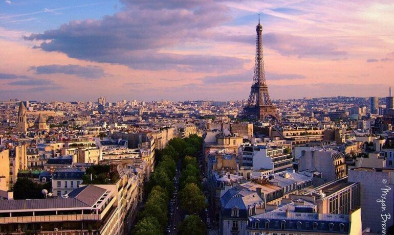 Париж - туристическая сказка!