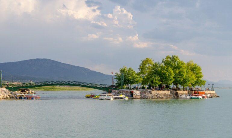 Природные и исторические красоты Бейшехира, Турция