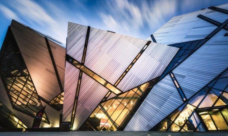 7 примеров слияния архитектуры и дизайна