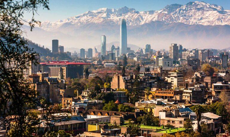 Чили – древняя страна замерзших вулканов