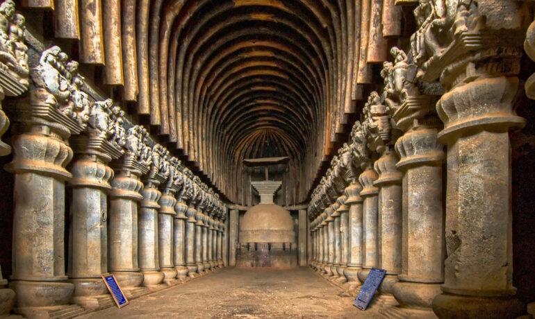 10 самых удивительных древних храмов Индии высеченных в скалах