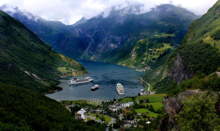 Норвежские фьорды: какие лучше всего посетить для начала