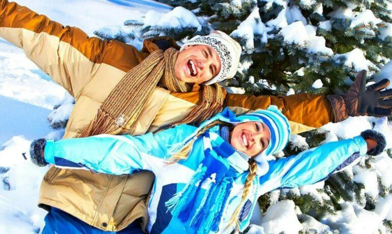 Список мест в России, где можно отдохнуть в январе