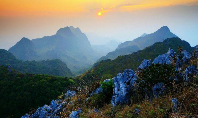 9 священных мест силы в Китае