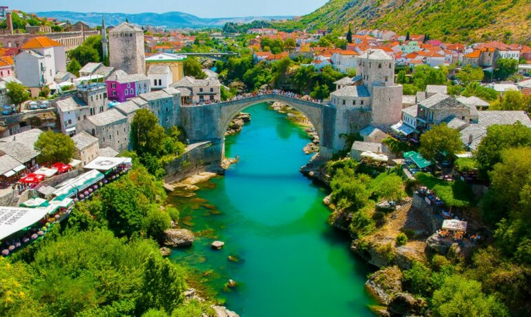 Путешествие в Боснию