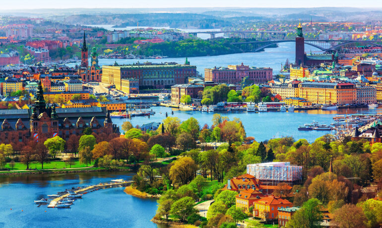 Эти места в Швеции вы ещё точно не посетили