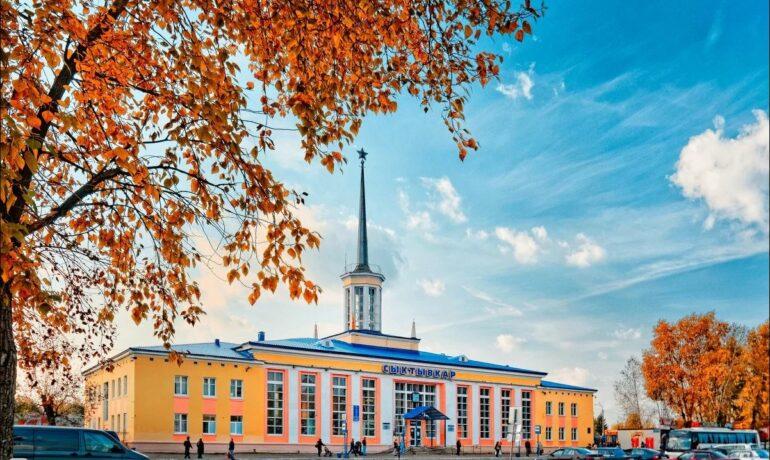 Сыктывкар. История и культура