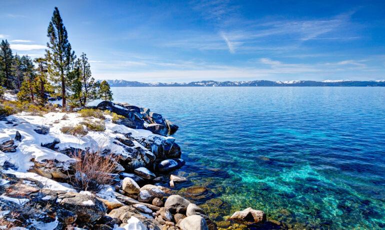 Озеро Тахо: незабываемые зимние приключения в США