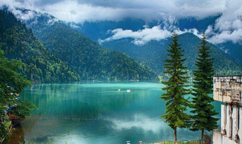 Где провести отпуск? Абхазия
