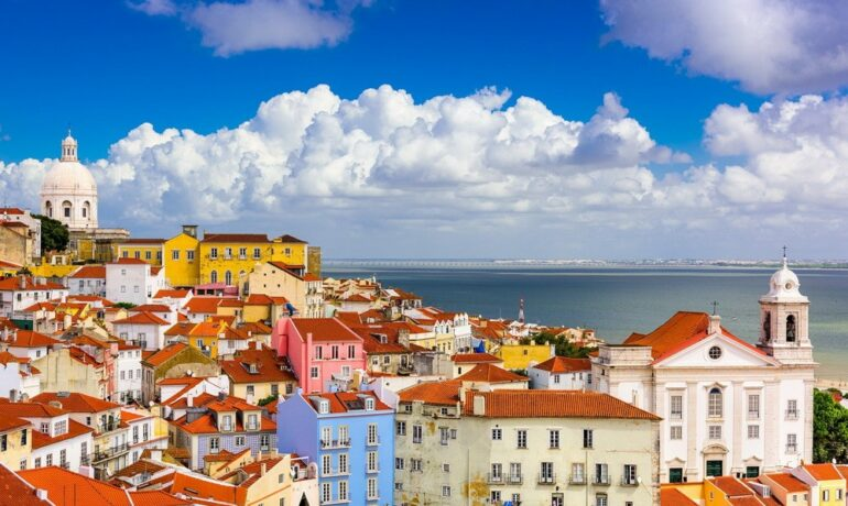 Португалия – место, где ночует солнце