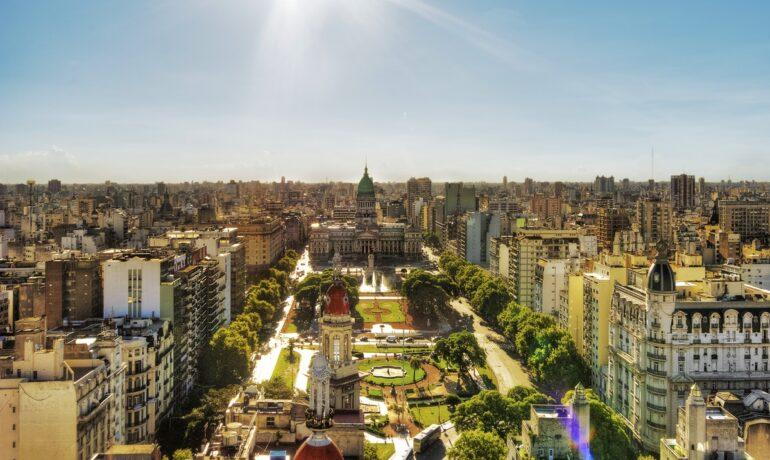 Путешествие в Аргентину, часть 1