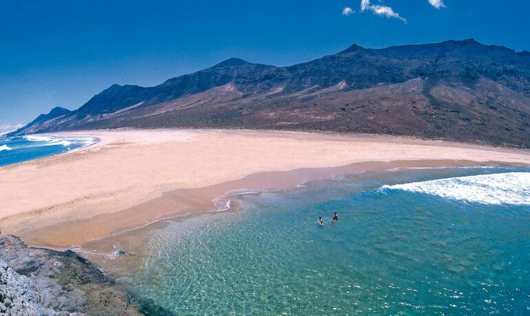 Остров Фуэртевентура, Испания - незабываемые впечатления на Канарских островах