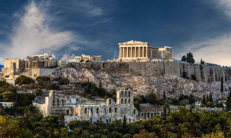 За древним искусством - в Афины!
