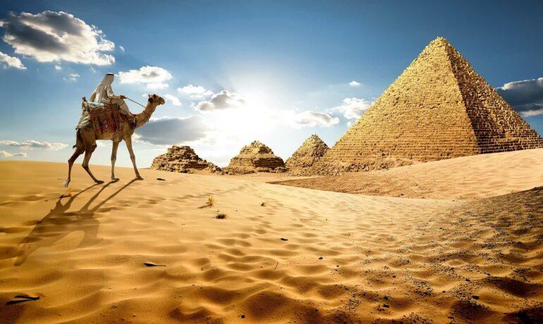 Египет. Популярные поездки