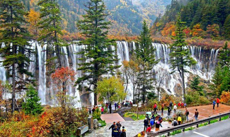 Выдающиеся природные заповедники китайской провинции Сычуань