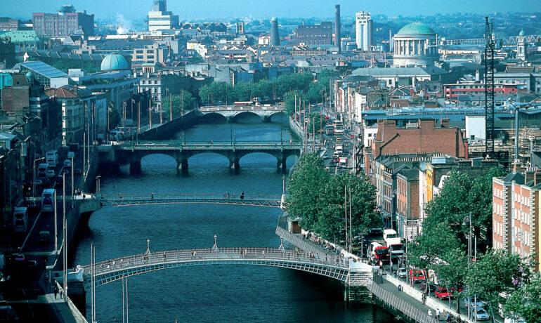 Путешествие в Дублин